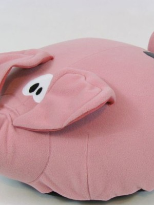 Świnia i kogut - wyścigi