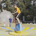 rywalizacja surfing DESKA SURFINGOWA 2