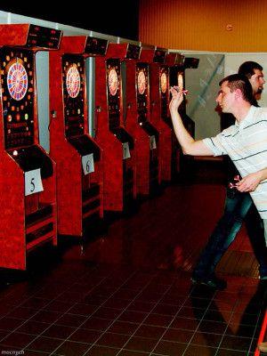 Automat do gry w darta