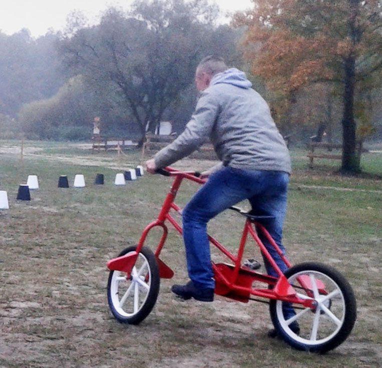 Latające Rowery