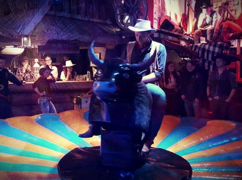 byk rodeo wynajem
