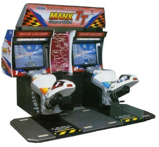automaty symulator Manx tt twin(2)